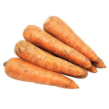 Морковь кг - купить, цены на Метро - фото 1