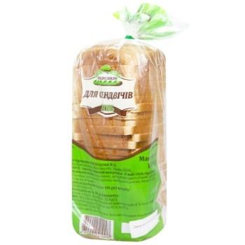 Хліб Булочкін сендвічний 1,2кг - купити, ціни на Метро - фото 2