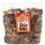 Sto Pudiv Dried Fruits Compote Mix East 1kg
