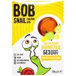 Мармелад Bob Snail яблоко-груша-лимон без сахара 108г
