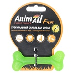 Іграшка для тварин Animall Кістка 8см в асортименті