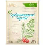 Приправа Мрія Середземноморські трави 10г