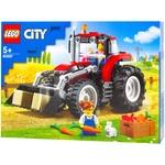 Lego City Tractor