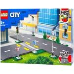 Конструктор Lego City Town Дорожні плити