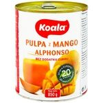 Пюре з манго Koala без цукру 850г