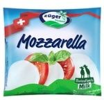 Züger Frischkäse soft cheese mozzarella 40% 125g