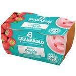 Йогурт Granarolo Клубника 2шт 125г