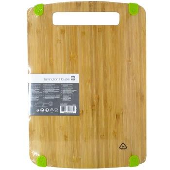 Tarrington House Bamboo Kitchen Board  33X23cm