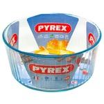 Форма для запекания Pyrex Bake&Enjoy из жаропрочного стекла круглая 21см