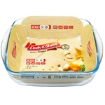 Pyrex Cook n'Share Form for baking made of heat-resistant glass square 25X22cm 2,2l