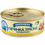 Печень трески Аквамарин Натуральная 100г - купить, цены на Ашан - фото 2