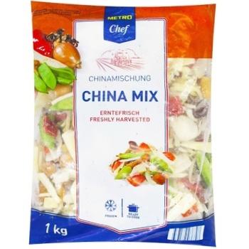Суміш овочева Metro Chef Китайська 1кг