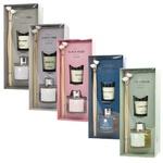 Aroma Di Rogito Set Aroma diffuser 80ml + Candle in Glass