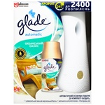 Glade Air freshener Ocean oasis is automatic