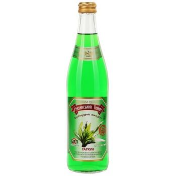 Напиток газированный Грузинский Букет Тархун 0,5л