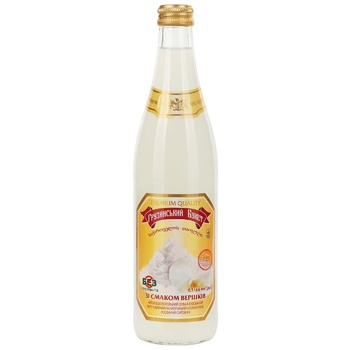 Напиток Грузинский Букет Со вкусом сливок 0,5л