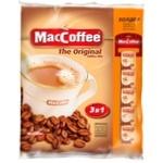 MacCoffee Original 3in1 Instant Coffee Drink 110x20g