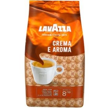 Кава Lavazza Crema e Aroma в зернах 1кг - купити, ціни на Метро - фото 2