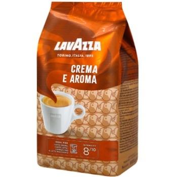Кава Lavazza Crema e Aroma в зернах 1кг - купити, ціни на Метро - фото 1