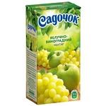 Sadochok Apple-grape Nectar 0,5l - buy, prices for CityMarket - photo 1