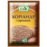 Eco Coriander Peas