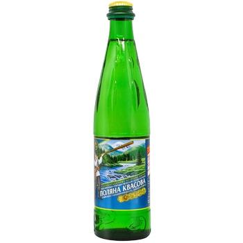 Вода Поляна Квасова лечебно-столовая 0,5л - купить, цены на СитиМаркет - фото 1