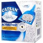 Catsan Active Fresh Clumping Filler for Cat Toilet 5l