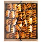Печиво Rioba Шалене вишня листкове 1кг