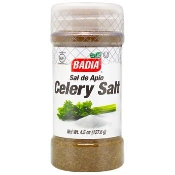 Badia Seasoning Celery with Salt 127,6g