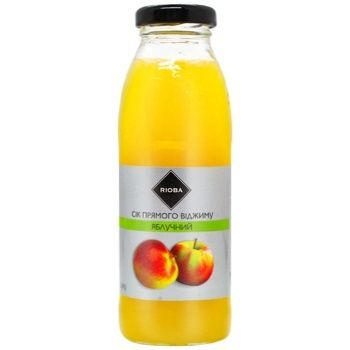 Rioba Juice direct extraction Apple 0,3l