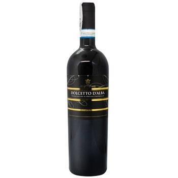 Вино Alte Rocche Bianche красное сухое 15% 0,75л