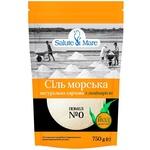 Salute Di Mare With Laminaria Edible Sea Salt 750ml