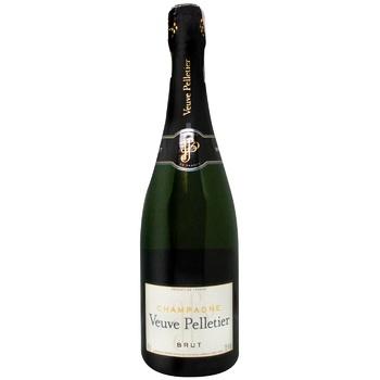 Veuve Pelletier Brut Champagne 12.5% 0,75l