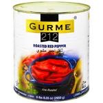 Перець Gurme 212 червоний смажений 3кг