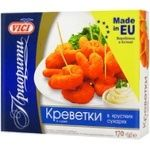 Vici Frozen In Breading Seafood Shrimp