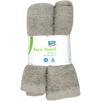 Towel Aro grey