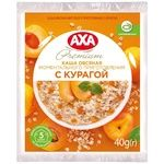 АХА With Dried Apricots Quick-Cooking Oatmeal Porridge 40g