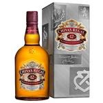 Chivas Regal 12YO Blended Scotch Wisky 1l gift box