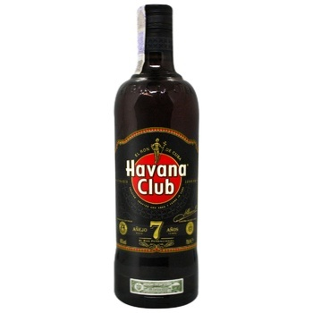 Havana Club 7YO Rum 700ml - buy, prices for CityMarket - photo 1
