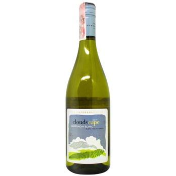 Вино The Capeography Co Cloudscape Sauvignon Blanc белое сухое 12,5% 0,75л