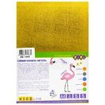 Zibi Kids Line Tinsel Adhesive Foamiran A4 5pcs