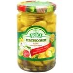 Rio canned pattypan squash 290g