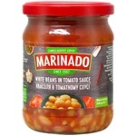 Квасоля Marinado в томатному соусі 460мл