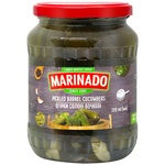 Marinado Barrel Salted Cucumbers 0,72l