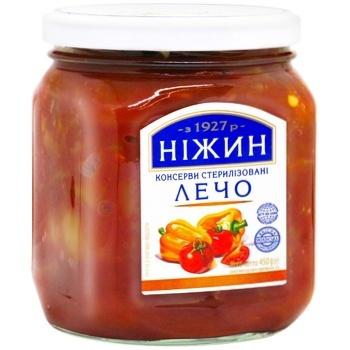 Лечо Нежин 450г
