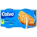 Паштет Calvo з тунця 2х75г