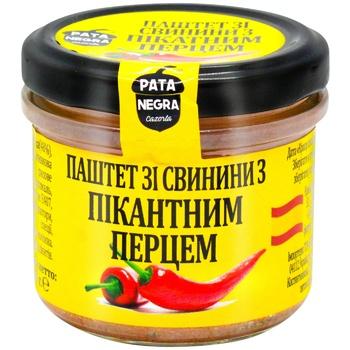 Pata Negra Paste spicy pepper 110g - buy, prices for CityMarket - photo 1