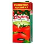 Tomato juice with salt Sokovita 1,93l