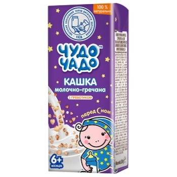 Каша молочно-гречневая Чудо-Чадо от 6-ти месяцев 200г