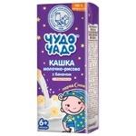 Каша молочно-рисовая с бананом Чудо-Чадо от 6-ти месяцев 200г